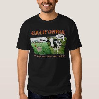 Camiseta de California Remera