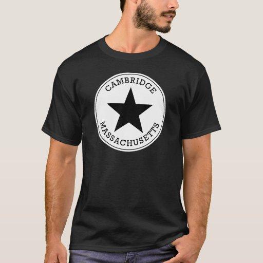 Camiseta de Cambridge Massachusetts