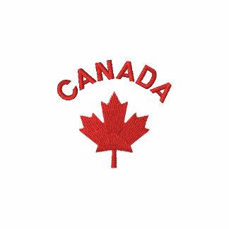 Camiseta de Canadá - arce rojo de Canadá