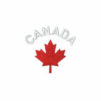 Camiseta de Canadá - arce rojo de Canadá Sudaderas Personalizadas
