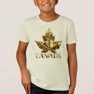 Camiseta de Canadá de la camiseta del niño Remera