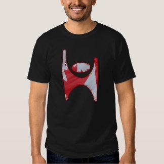 Camiseta de Canadá del símbolo del humanista Remeras