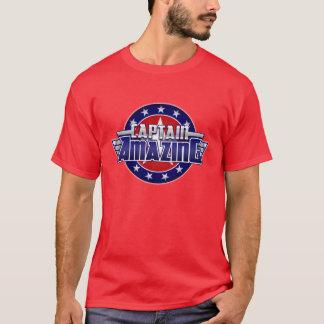 Camiseta de capitán Amazing II