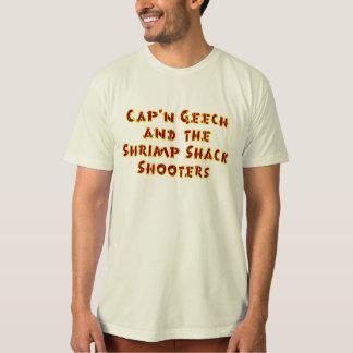 Camiseta de capitán Geech Poleras