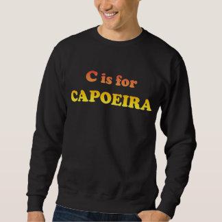 Camiseta de Capoeira Sudaderas Encapuchadas