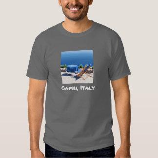 Camiseta de Capri Italia Remeras