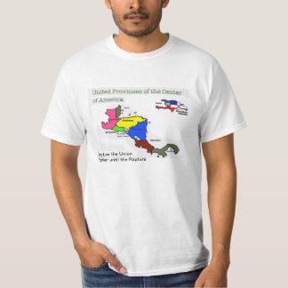Camiseta de CentroAmérica Playera