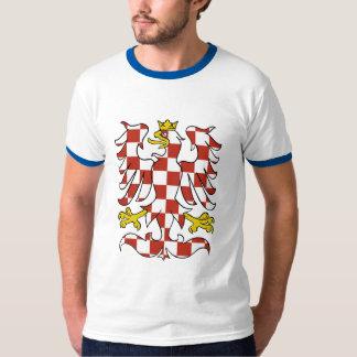 Camiseta de Checo Moravian Eagle Remeras