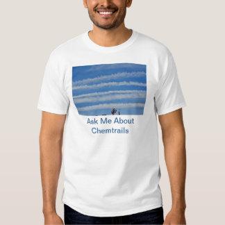 Camiseta de Chemtrail Remera