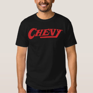 Camiseta de Chevy Remeras