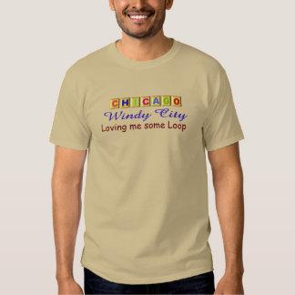 Camiseta de Chicago Polera