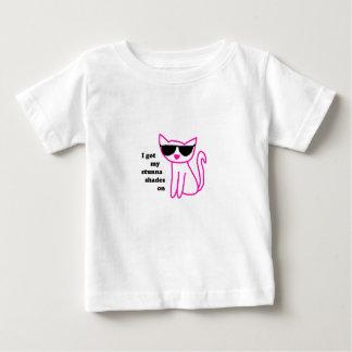 """Camiseta de Chichi Von Ichi """"Stunnas"""" para el bebé Playeras"""