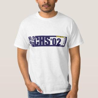 Camiseta de CHS '02 Polera