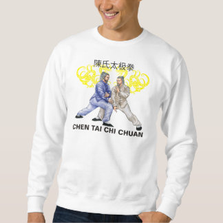Camiseta de Chuan de la ji de Chen Tai Sudadera