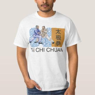 Camiseta de Chuan de la ji de T'ai Playera