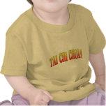 Camiseta de Chuan de la ji del Tai