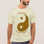 Camiseta de Chuan de la ji del Tai del estilo de