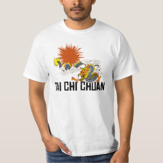 Camiseta de Chuan de la ji del Tai Poleras