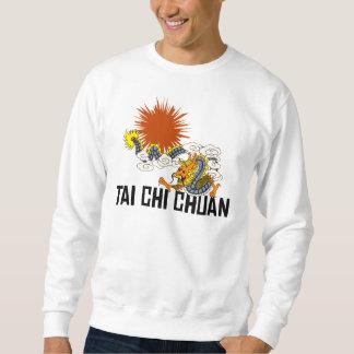 Camiseta de Chuan de la ji del Tai Sudaderas Encapuchadas