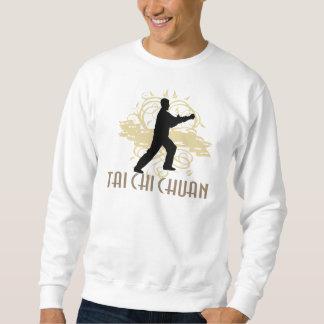 Camiseta de Chuan de la ji del Tai Suéter