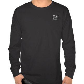 Camiseta de Chun Kung Fu del ala - S1D