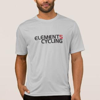 Camiseta de ciclo del funcionamiento del elemento