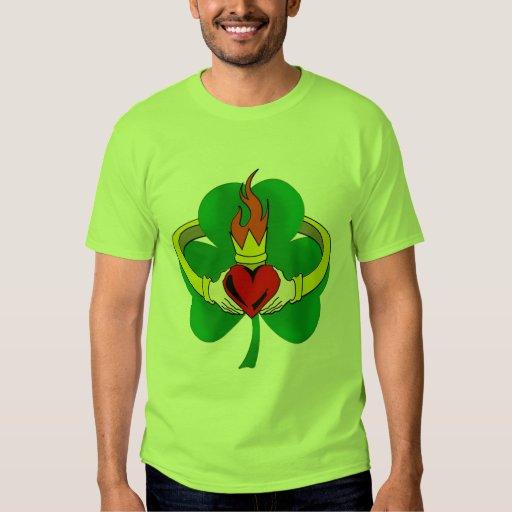 Camiseta de Claddaugh 2 Polera