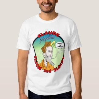 Camiseta de Claude Funston Playeras