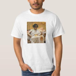 Camiseta de Cleopatra del Waterhouse Remeras