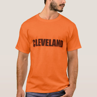 Camiseta de Cleveland