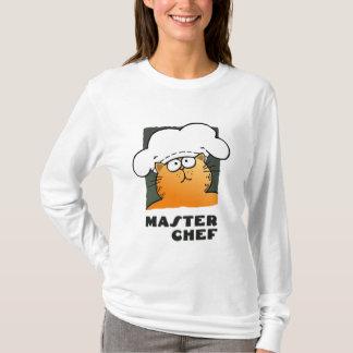 Camiseta de cocinar divertida del cocinero del