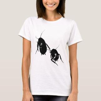 Camiseta de Cockroach Fitted de señora