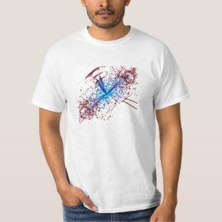 Camiseta de Collsion de la partícula