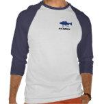 Camiseta de color salmón de Alaska del hombre