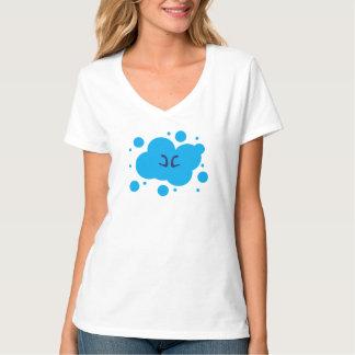 Camiseta de cómputo del logotipo de la quimera
