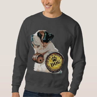 Camiseta de consumición del compinche del hombre