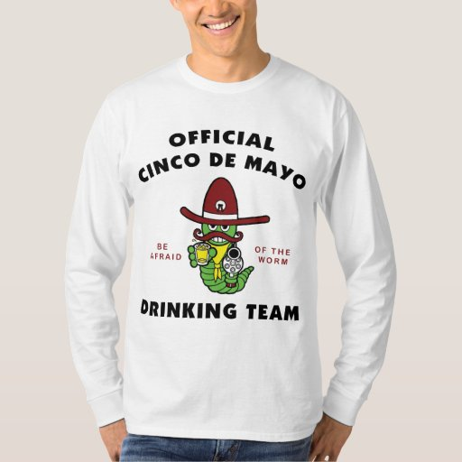 Camiseta de consumición oficial del equipo de polera