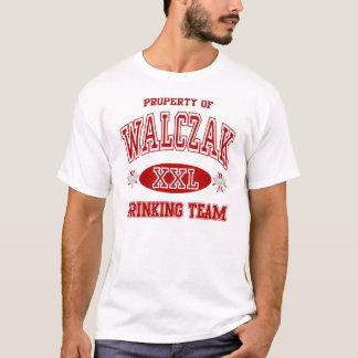 Camiseta de consumición polaca del equipo de