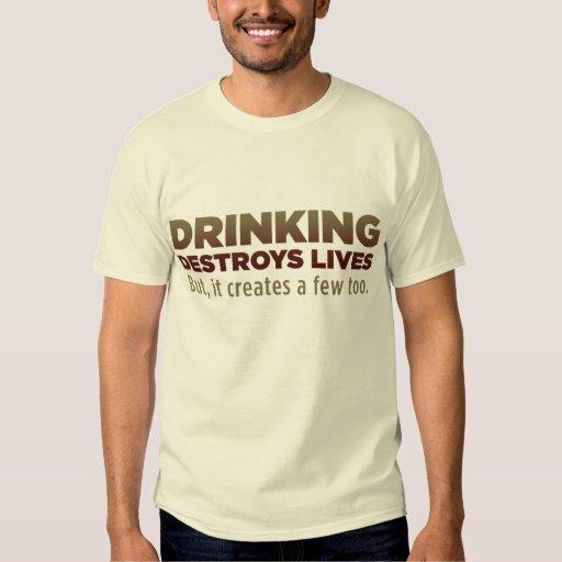 Camiseta de consumición remeras