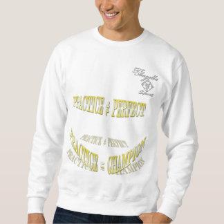 Camiseta de Crewneck del tenis del tenis de la