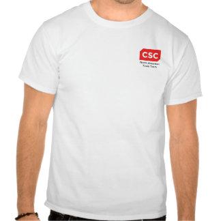 Camiseta de CSC - equipo norteamericano de las her