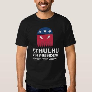 Camiseta de Cthulhu Poleras
