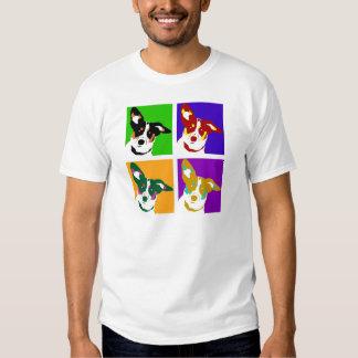 Camiseta de cuatro Chianas Playera