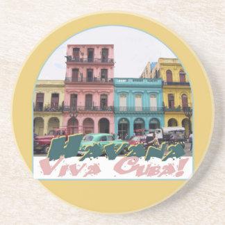 Camiseta de CUBA Posavasos Manualidades