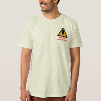 Camiseta de cuidado de Superfilly - de Raquel Playeras