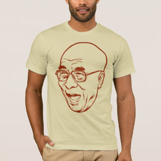 Camiseta de Dalai Lama