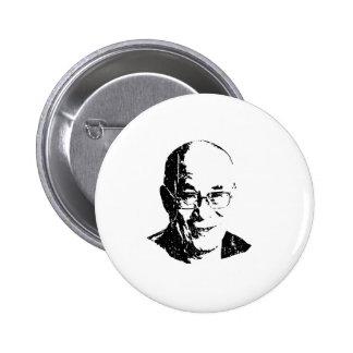 Camiseta de Dalai Lama Pins