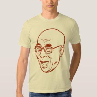 Camiseta de Dalai Lama Playera