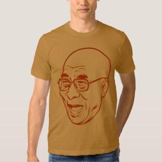 Camiseta de Dalai Lama Polera