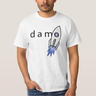 Camiseta de Damo Poleras
